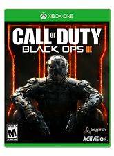 Call of Duty: Black Ops III (Microsoft Xbox One, 2015)✔✔ Brand NEw ✔✔ In Stock
