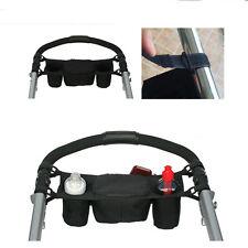 1 Pcs Cart Bottle Bag Pram Buggy Cart Bottle Bag Stroller Accessories Car Bag ST