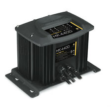 Minn Kota MK-440D 12V On-Board Marine Boat Battery Charger 4 Bank x 10 Amps