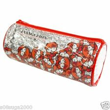 Hello kitty x EVANGELION Pouch  F/S Collaboration SANRIO from JAPAN