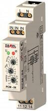 Time relay PCM-04, Multifunction - 10 operating modes, 230V AC