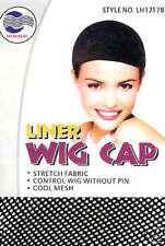 Wig Caps - Meshed stretchable fabric - imported  X 2 piece