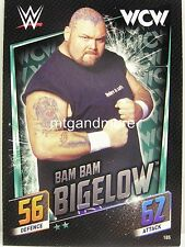 Slam Attax Then Now Forever - #185 Bam Bam Bigelow