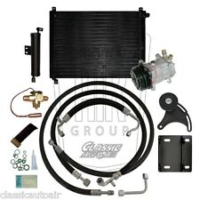 Early 67 MUSTANG 289 HiPo 134a A/C Air Conditioning Upgrade w/Idler & Adapter AC
