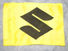Custom SUZUKI S Safety Flag for JEEP ATV UTV dirtbike Dune Whip Pole