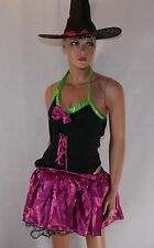 Women's Sexy Witch Halloween Fancy Dress Costume Halloween Clearance!