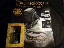Lord of the Rings Figures - Issue 174 Elven Statue at Rivendell - eaglemoss