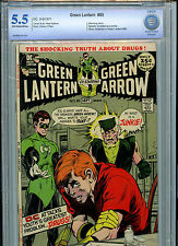 DC Comics Silver Age Green Lantern  #85 CBCS Graded 5.5 1971