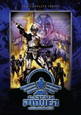 NEW Captain Power-Complete Series (DVD)
