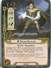 Lord of the Rings LCG  - 1x Frodo Beutlin  #001 - Das Land des Schattens