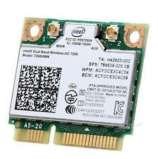 Intel 7260 7260HMW Wireless AC 867M Wifi Bluetooth 4.0 Mini PCI-E 802.11ac Card