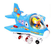 Pororo Little Jumbo Airplane Toy Light Melody Characters Children's Kids Gift