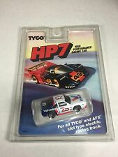 ORIGINAL TYCO HP-7 # 6912 Neil Bonnet 1989 PONTIAC STOCKER, VALVOLINE #75