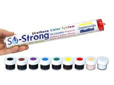 Smooth-on SO-Strong 9 Color Sampler Kit! Pigment For Resin Foam Etc