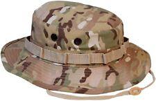 Boonie Hat Military Style Wide Brim Bucket Hat Bush Hat Boonie Hat