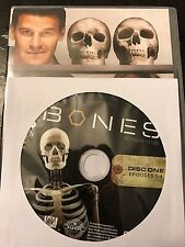 Bones – Season 4, Disc 1 REPLACEMENT DISC (not full season)