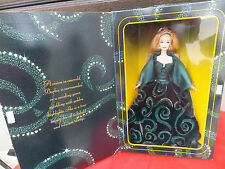 Emerald Enchantment Barbie1996 Society Style Collection Limited Edition NRFB MIB