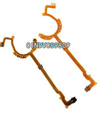 2 Pieces New Lens Shutter Flex Cable Replacement Repair For Canon G10 G11 G12