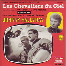 ★☆★ CD SINGLE Johnny HALLYDAY - Soundtrack Les chevaliers du ciel  2eme NEUF ★☆★