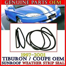 SUNROOF WEATHER STRIP SEAL RUBBER For 1997-2001 Tiburon / Coupe Genuine Part OEM