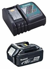 Makita BL1840 4.0 Ah Battery 18V Lithium Ion with DC18RC Charger BL1840DC1