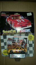 Racing Champions Die Cast Stock Car Replica & Card- Ernie Irvan, #4, Kodak Film