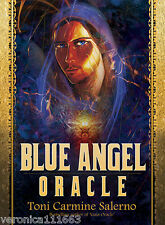 Blue Angel Oracle New Sealed 45 Cards Guide Book 76pgs Carmine-Salerno Bruneel