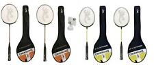 Browning Badminton Set with Covers + 3 Shuttles(2 x Adult + 2 x Junior) RRP £160