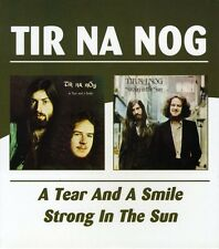 Tir Na Nog - Tear & a Smile / Strong in the Sun [New CD]
