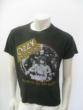 Vintage OZZY OSBOURNE 1988 No Rest For The Wicked T Shirt Size LARGE