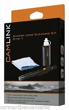 Camlink CL-PCL40 3 in 1 Cleaning Kit for Camera Lens