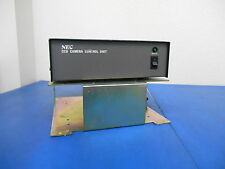 NEC Corporation CCD Camera Control Unit With Mount
