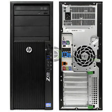 HP Z420 Workstation D3J34UT E5-1650V2 3.5GHz /8GB RAM /500Gb HDD /No Video Card