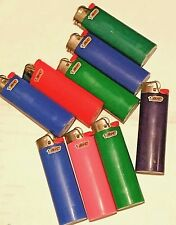 Bic Classic Cigarette Lighters Disposable Full Size Assorted Colors - Pack of 50