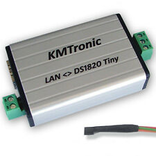 KMtronic LAN DS18B20 WEB 1-Wire Digital Température Monitor