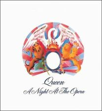 Queen - A Night at the Opera CD NEW [2 Disc]