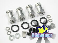 ALUMINUM 12MM HEX DRIVE 15MM EXTENSION ADAPTER S TEAM LOSI 1/14 MINI 8IGHT BUGGY