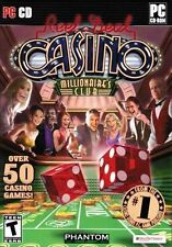 Reel Deal Casino Millionaire's Club PC Games Windows 10 8 7 Vista XP Computer