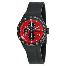 Porsche Design P'6340 Flat Six Chronograph Mens Watch 6340.43.43.1169