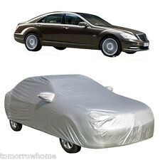 Full Car Cover Waterproof Anti Heat Sun UV Snow Dust Rain Resistant Protection S