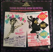 Those Glorious MGM Musicals The Band Wagon Kiss Me Kate - Sealed Vinyl Double LP