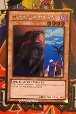 YUGIOH Gravekeeper'S SPY PGLD-en082 Gold Rare Edizione 1st NUOVO
