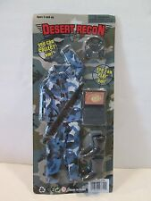 NEW sealed  Military Doll Clothes Desert Recon #3704 Made in China