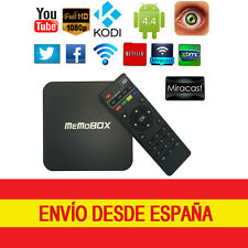 Android 4.4 TV Box Smart Memobox MBX-Q S805 Quad Core 1GB/8GB KODI WIFI Full HD