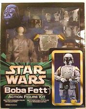 STAR WARS Mannaquin w/Boba Fett Outfit TOMY (Japanese)
