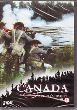 15 DVD SET - CANADA A PEOPLE'S HISTORY SERIES - SETS 1 2 3 4 - Brand New CBC TV