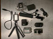 GoPro HERO 4 Black Edition LCD Touchscreen + Wireless Remote and More