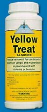 Swimming Pool Yellow Treat 2lb Treats Mustard Algae United Chemical Algaecide