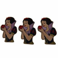 Snow White Poison Apple Embroidered Patch Set of 3