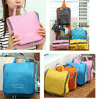 Travel Large Cosmetic Makeup Toiletry Wash Organizer Storage Hanging Bag Handbag